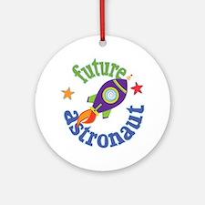 Future Astronaut Ornament (Round)