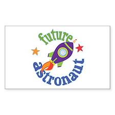 Future Astronaut Decal