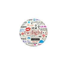 Twilight Memories Mini Button