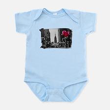 NY Tulips Infant Bodysuit