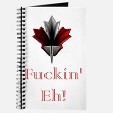 Fuckin' Eh! Journal