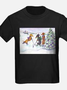Hockey Dachsies T