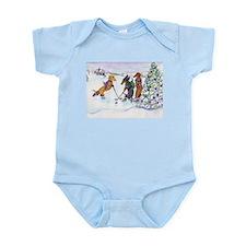 Hockey Dachsies Infant Bodysuit