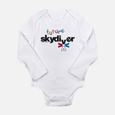 Infant Future Skydiver Long Sleeve Bodysuit