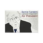 Bernie Sanders for President Campaign Magnet