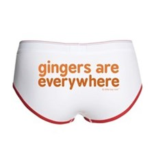 Gingers are Everywhere Women's Boy Brief