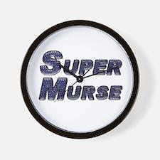 Unique School medicine Wall Clock