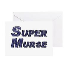 Male nurses Greeting Card