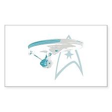 Star Trek Enterprise NCC-1701 Decal