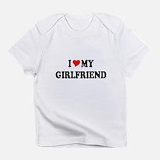 Unique Girlfriend Infant T-Shirt