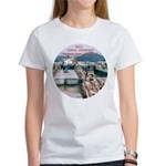Coral Panama Canal 2011 - Women's T-Shirt