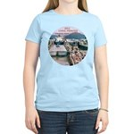 Coral Panama Canal 2011 - Women's Light T-Shirt