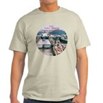 Coral Panama Canal 2011 - Light T-Shirt