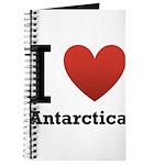 I Love Antarctica Journal