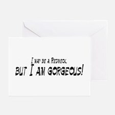 I am be a Redneck, but I am g Greeting Cards (Pack