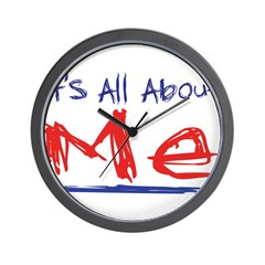 It's all about ME! Wall Clock