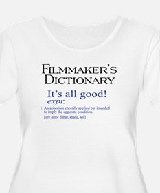 Film Dictionary: All Good! T-Shirt