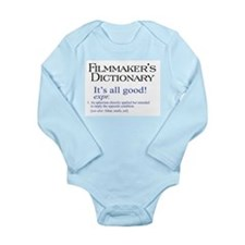 Film Dictionary: All Good! Long Sleeve Infant Body