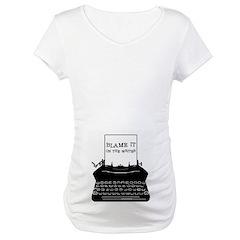 Blame the Typewriter Shirt