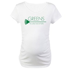Greens: Fluffers Shirt