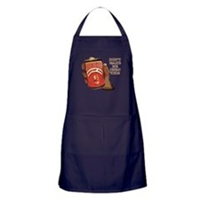 Can 'O Whoop Ass Apron (dark)