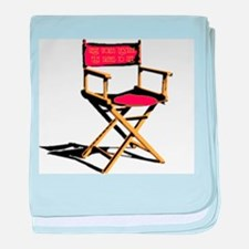 Film Brings Life baby blanket