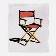 Film Brings Life Throw Blanket