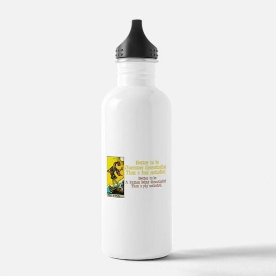 Better Dissatisfied Water Bottle