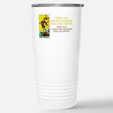 Better Dissatisfied Travel Mug