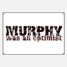 Grunge Optimist Banner