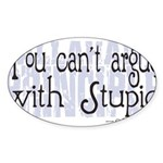 Callahan's Principle Sticker (Oval 10 pk)