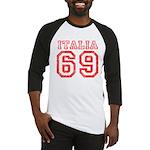 Vintage Italia 69 Baseball Jersey
