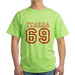 Vintage Italia 69 Green T-Shirt