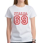 Vintage Italia 69 Women's T-Shirt