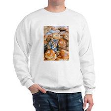 New York Bagel Sweatshirt