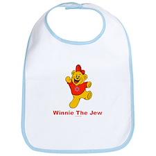 Winnie The Jew Bib
