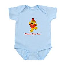 Winnie The Jew Infant Bodysuit