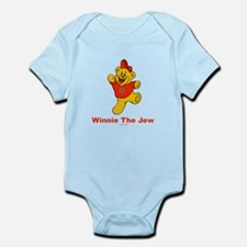 Winnie The Jew Infant Bodysuit