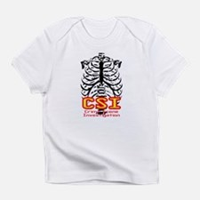 CSI Crime Scene Investigation Infant T-Shirt