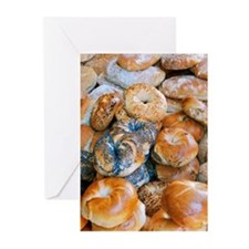 New York Bagel Greeting Cards (Pk of 20)