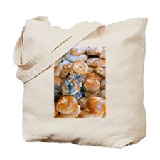 New York Bagel Tote Bag