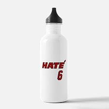 Hate 6 Water Bottle