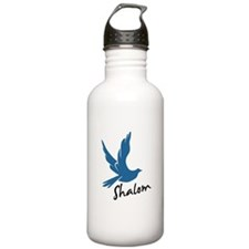 Shalom - Dove Water Bottle