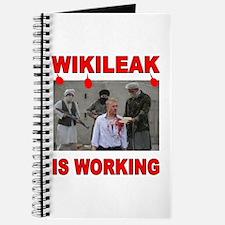 WIKILEAK TERRORISTS Journal