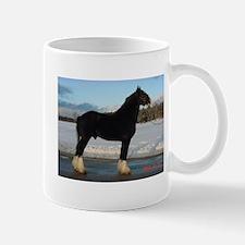Cute Shire horse Mug