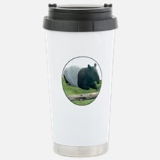 Helaine's Tapir Stainless Steel Travel Mug