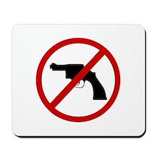 Anti Gun Mousepad