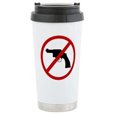 Anti Gun Travel Mug