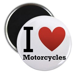 I Love Motorcycles 2.25