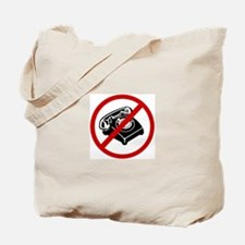 Anti Telephone Tote Bag
